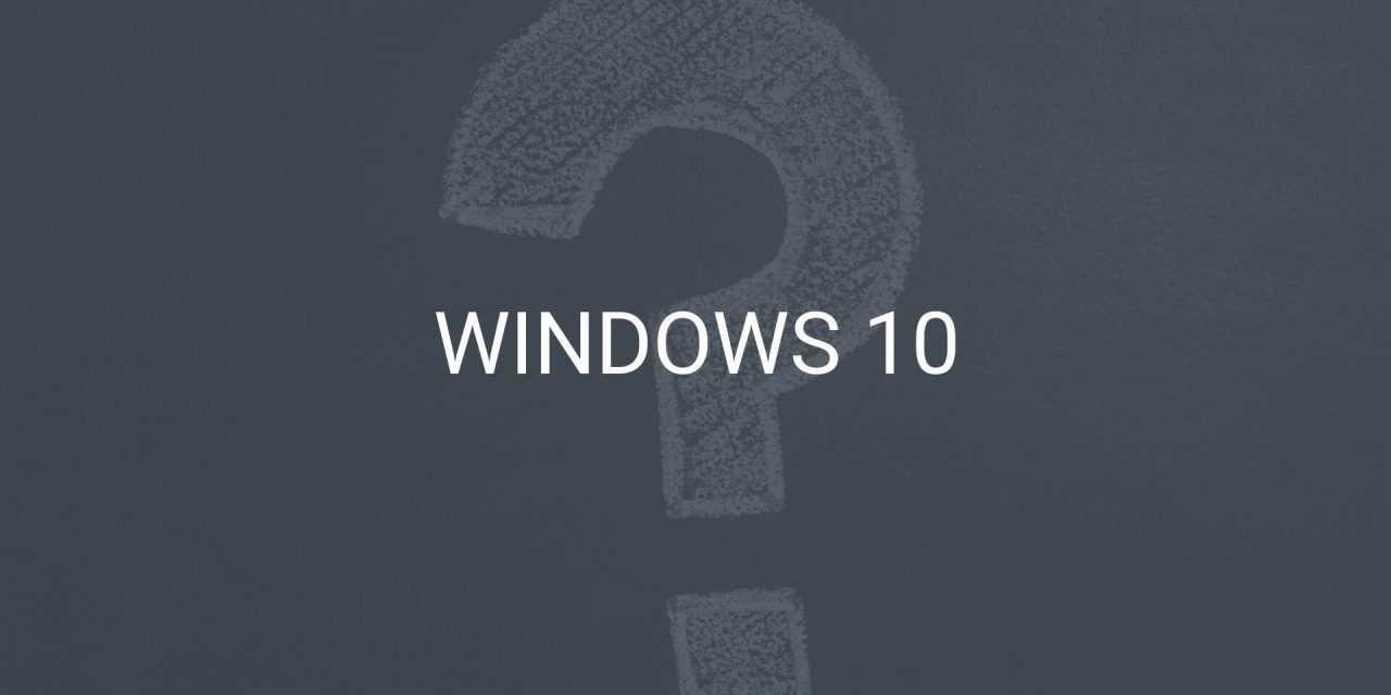 10 Tipps für Windows 10