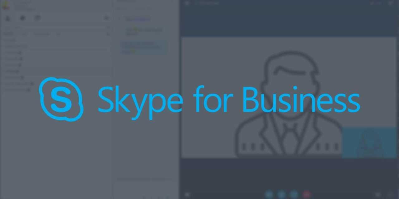 Skype for Business – Kommunikation optimieren und vereinen