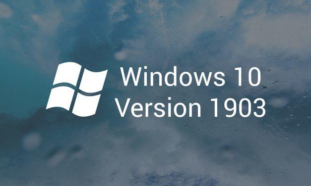 Windows 10 Version 1903 – das bringt die neue Version des Microsoft Betriebssystems