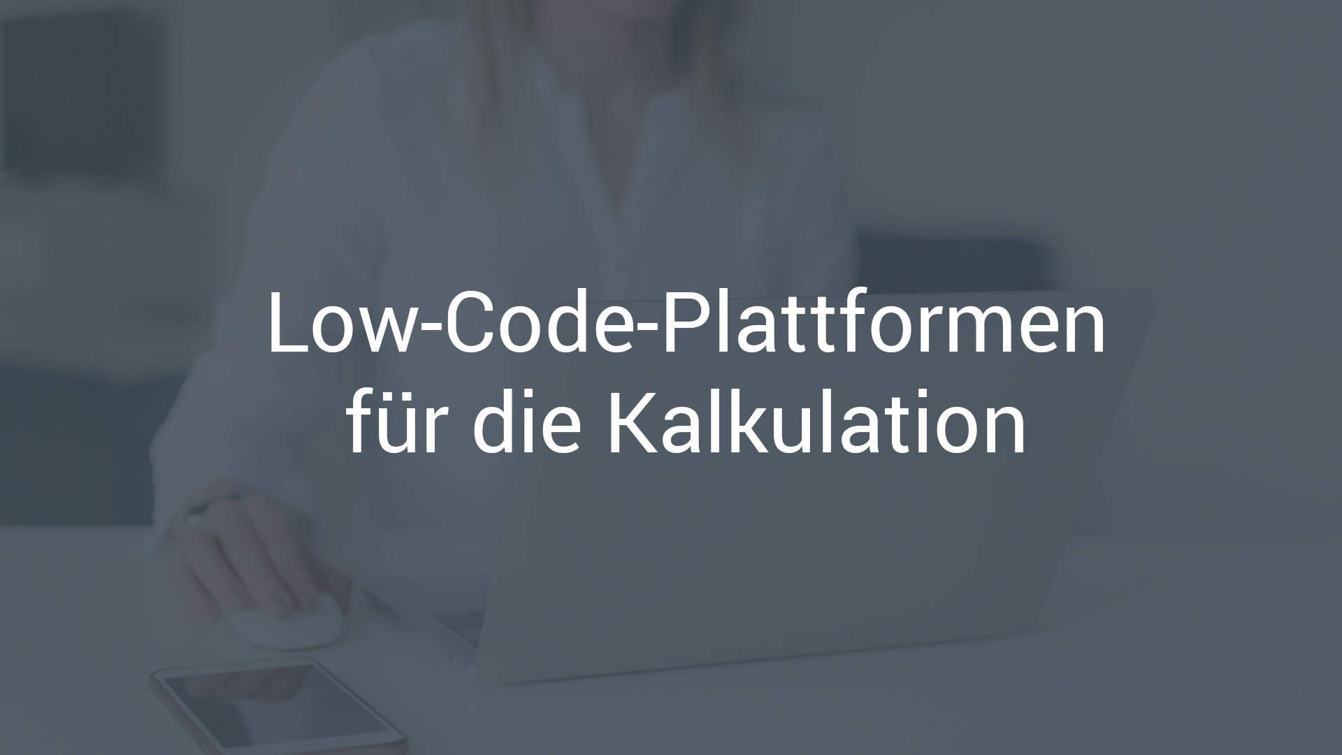 Low-Code-Plattformen erfüllen höchste Unternehmensanforderungen