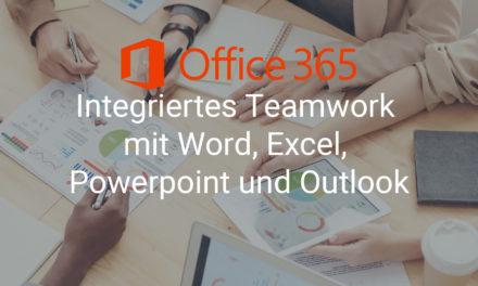 So arbeiten Sie barrierefrei zusammen mit Office 365