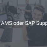 SAP Application Management Services oder SAP Support?