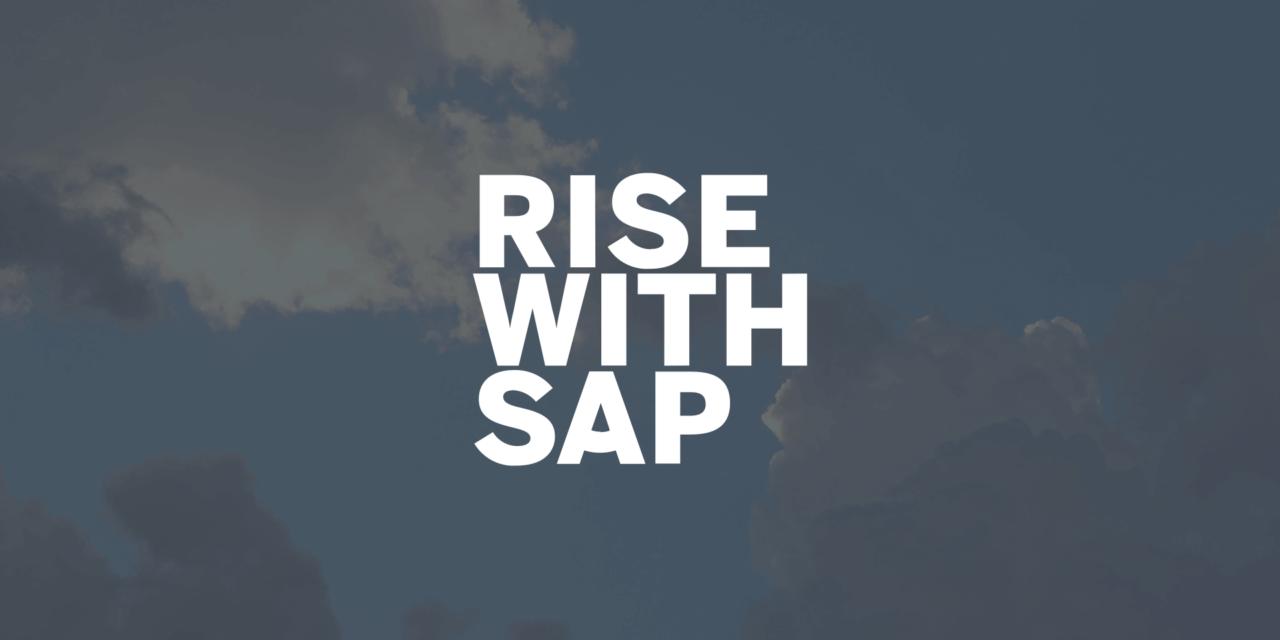 RISE WITH SAP – Unternehmenstransformation mit der SAP S/4HANA Cloud