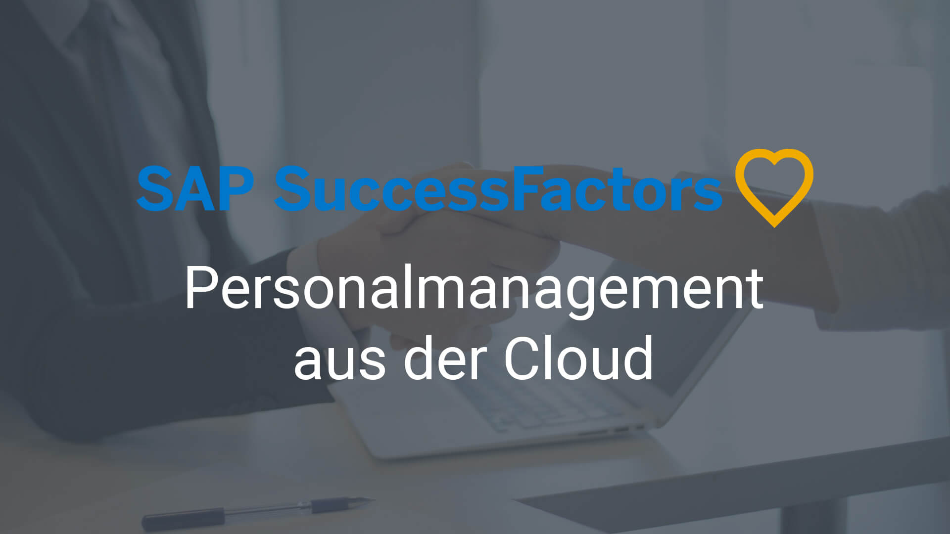 SAP SuccessFactors_Personalmanagement aus der Cloud